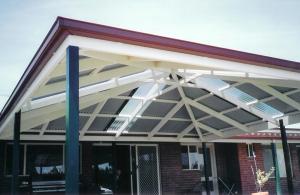 Hipp Roof - 4 Sides