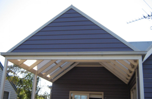 Weather Board Gable Ends