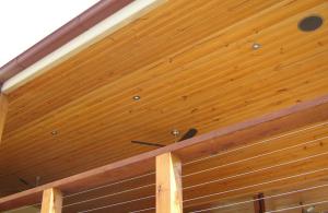 Internal Lined Ceilings