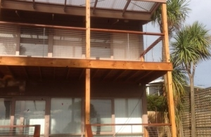 Second Storey Balcony